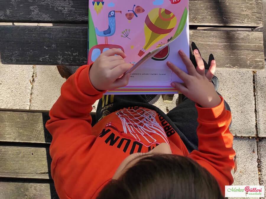 Merkezgülleri Anaokulu - Eğitimlerimiz Kavram Bahçesi