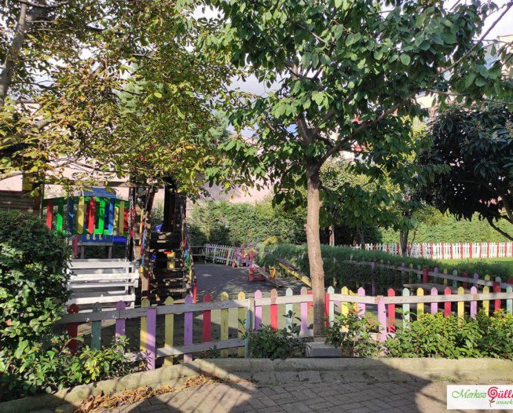 Merkez Gülleri Anaokulu Oyun Parkı