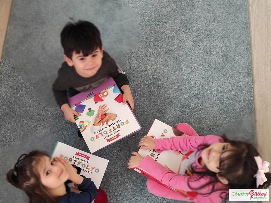 Merkezgülleri Anaokulu - Eğitimlerimiz Portfolyo